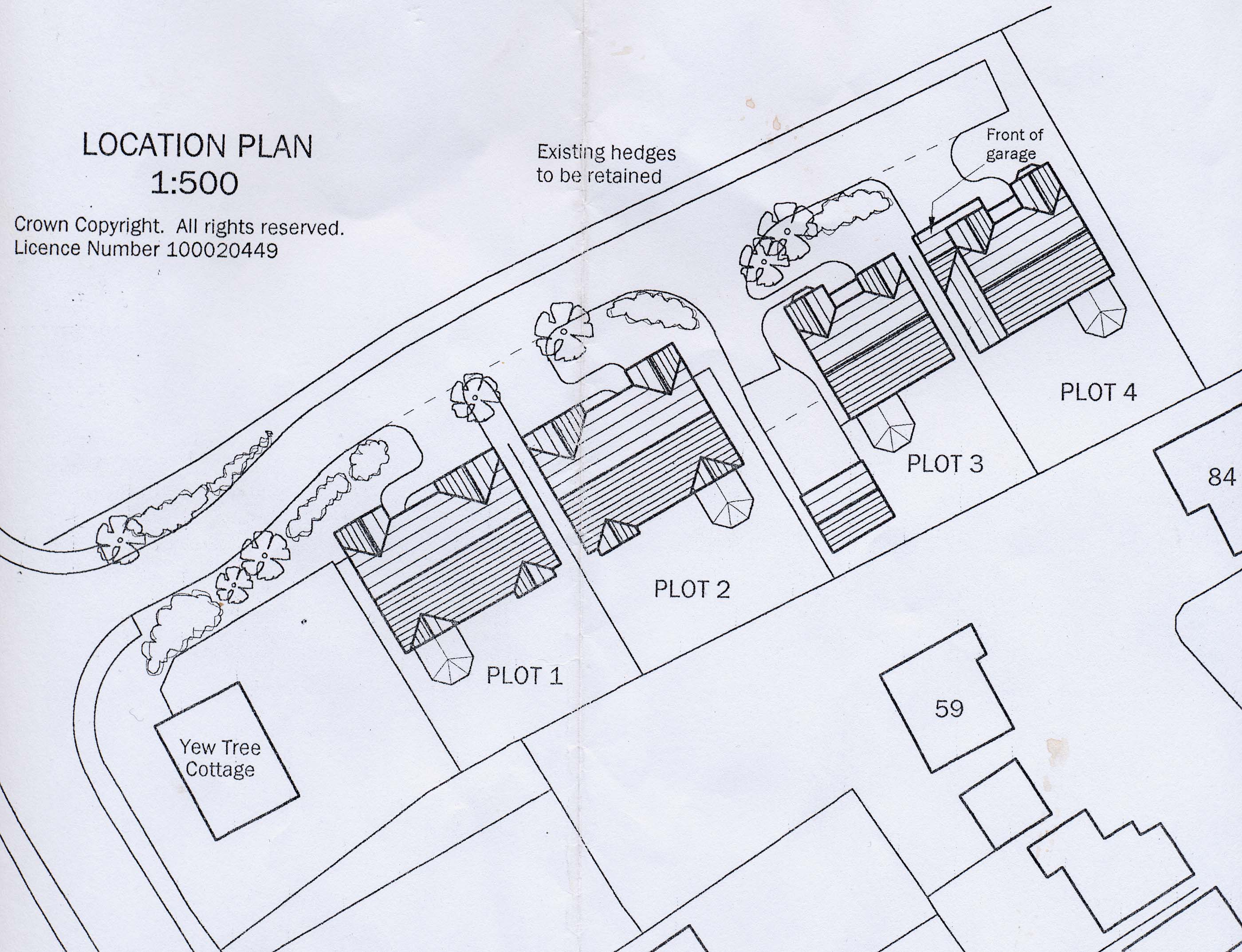 Site Plan, small
