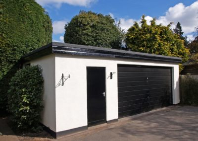 4 Church Lane, garage