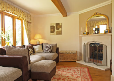 Hollybush family room