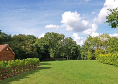 Hollybush garden paddock