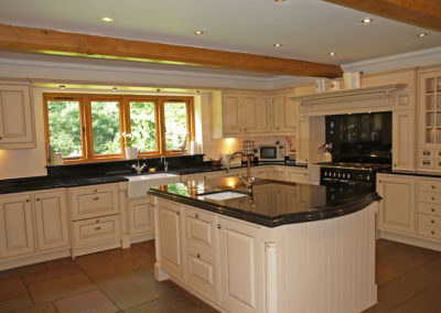 Hollybush kitchen