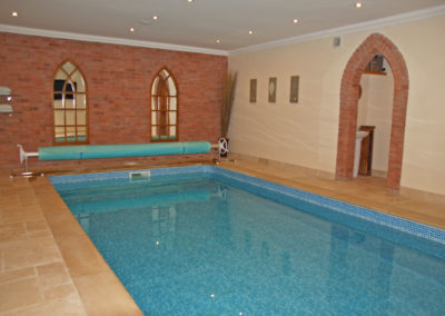 Hollybush swimming pool