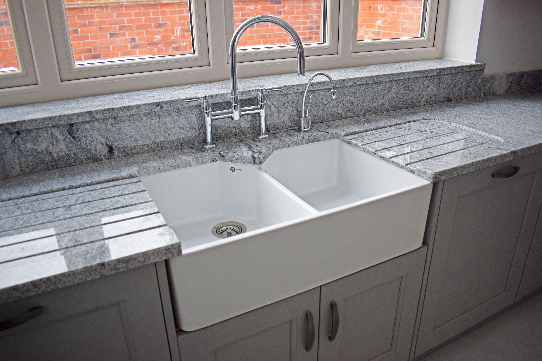 Plot 4 59A Twatling Road, kitchen sink