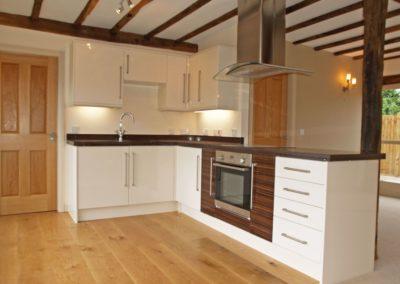 Timberdine Worcester, plot 3 kitchen