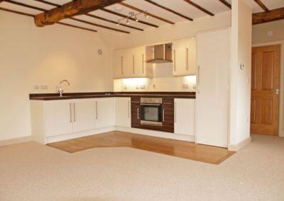 Timberdine Worcester, plot 4 kitchen 1