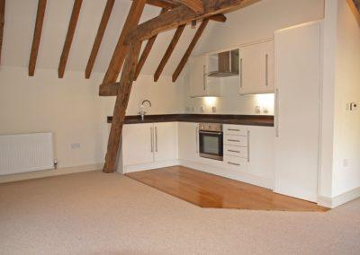 Timberdine Worcester, plot 5 kitchen