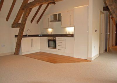 Timberdine Worcester, plot 5 kitchenliving