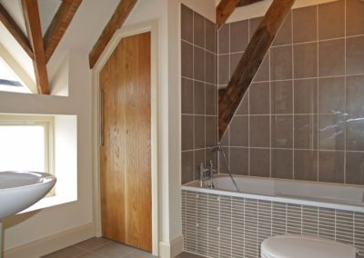 Timberdine Worcester, plot 6 bath