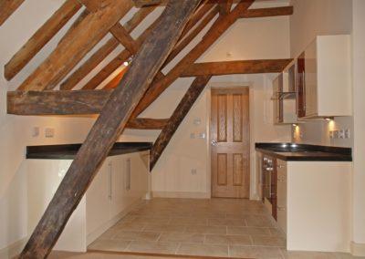 Timberdine Worcester, plot 6 kitchen