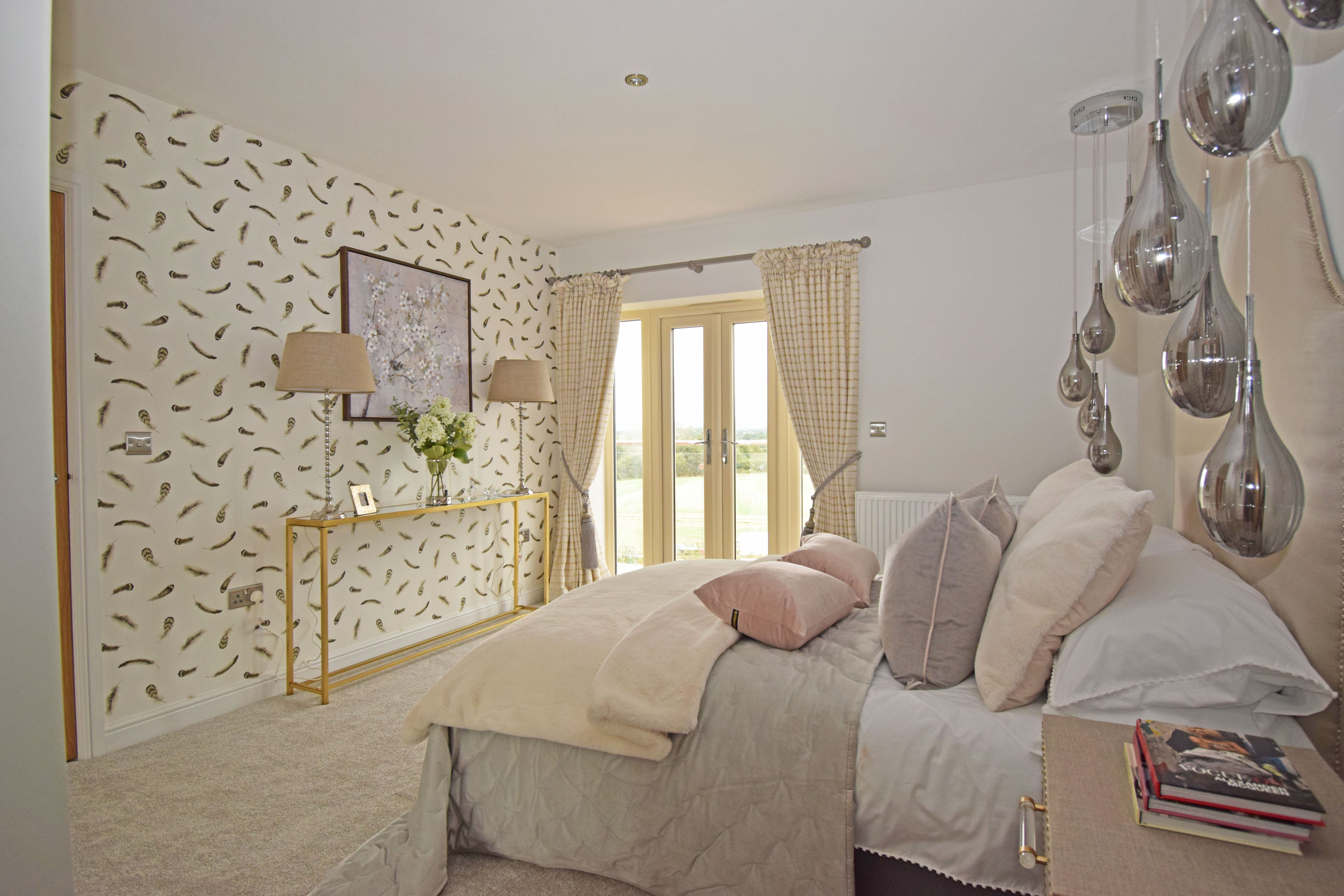 Plot 1 Peachley Court, bed 1b-min