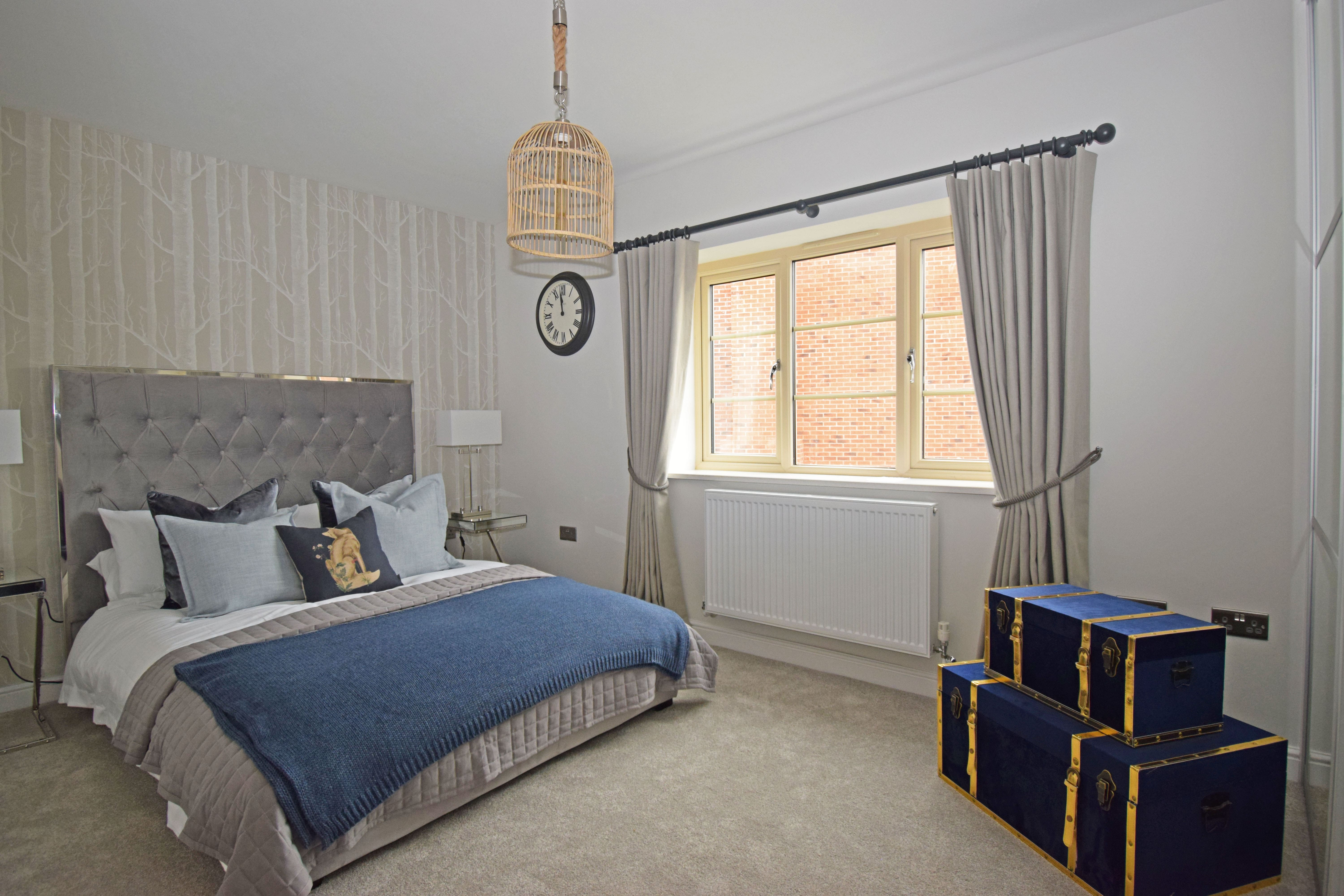 Plot 1 Peachley Court, bed 2-min