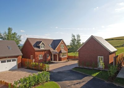Plot 3 Beechcroft Gardens, front raised 1