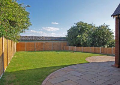 Plot 3 Beechcroft Gardens, garden 1